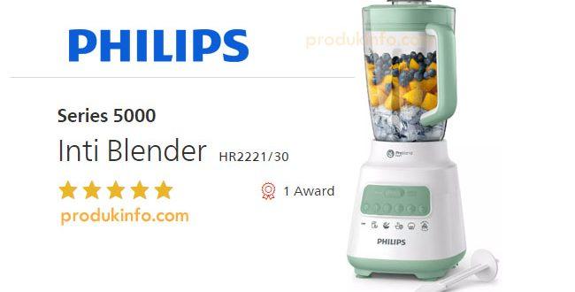 Blender Philips HR 2221