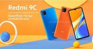 Xiaomi Redmi 9C Spesifikasi