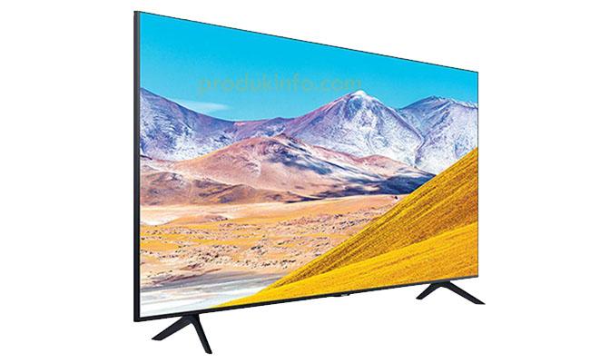 TV Samsung TU8000